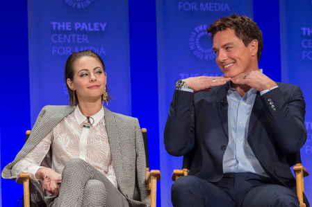 John and Willa.