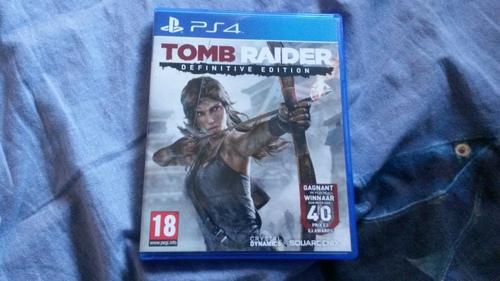 Tomb Raider: Definitive Edition.