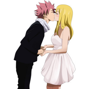 he might like her, he may not, but in the manga he had strong feelings for her *Spoiler alert*After Zeref&#39;s war they got married as i heard in the manga