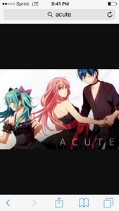 Hell ya i fell bad for miku I don't know why but kaito was engaged with miku and didn't fuc*king 爱情 miku he likes Luka is just its just grr dam!!