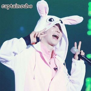 Suho  Only Suho  My pretty bunny