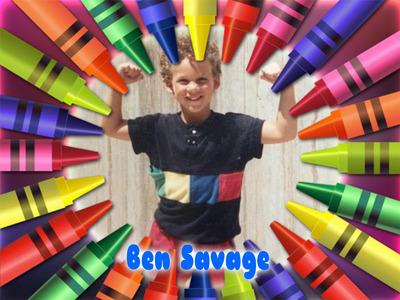 Ben Savage :)