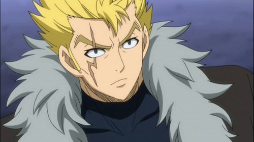 Laxus-Fairy Tail