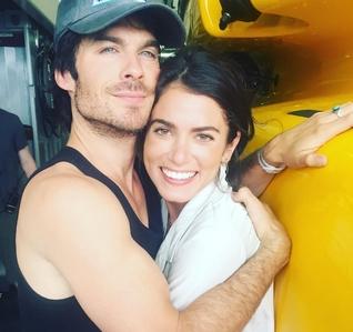 Ian and Nikki yesterday (4-22-16)