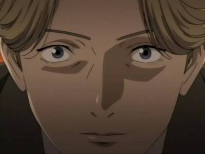 Johan Liebert from Monster. I doubt there's a figma of him, though.