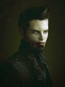 I'm a damn vampire, why couldn't I be something like a zombie hunter?