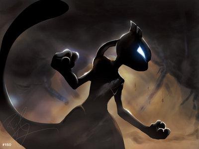 Mewtwo !!!!