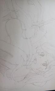 Kaori Miyazono (Shigatsu wa kimi no uso) sorry that it is sideways, I couldn't get it straight