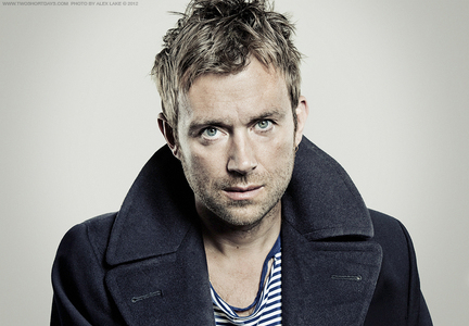 My Idol; Damon Albarn - creative, outspoken, extremely talented and hilarious.