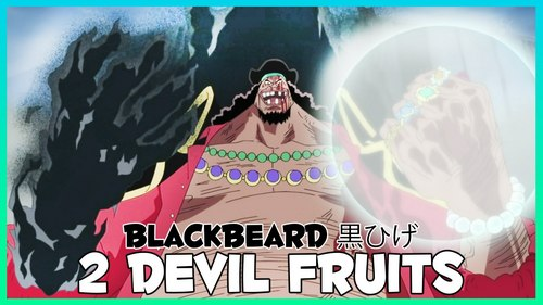Yes, Blackbeard did eat two Devil fruits. He ate the Darkness Buah (Yami Yami no Mi), and then mencuri Whitebeard's Quake Buah (Gura Gura no Mi). Also, considering the fact that he and his crew are hunting Devil fruits, I think that it is selamat, peti deposit keselamatan to assume that he may be able to eat more. Most people cannot do this as the two 'devils' inside of them would kill the person, however Oda Sensei has berkata that Blackbeard has a 'special body' so he can do this. Many have theorized that this is because of the Yami Yami no Mi. Perhaps one ability of this Buah is the ability to absorb everything, even other Devil Fruits. If this was the case, it would explain why Blackbeard wanted this Buah so badly -- badly enough to steal it from Thatch, kill him and be hunted down sejak his fleet commander.