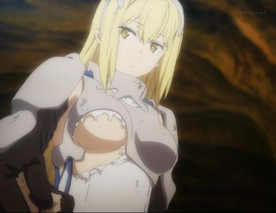 Too many to list, but I'll put up Aiz Wallenstein from Danmachi