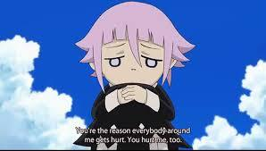 Baby crona from soul eater
