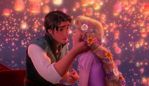 Rapunzel and Eugene <3 Gotta amor these two. They're my favorito! couple.