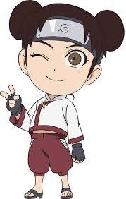 Im literally identical to Tenten frm Naruto, but i have a slightly darker skin tone.