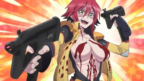 Zombina from Monster Musume. :D
