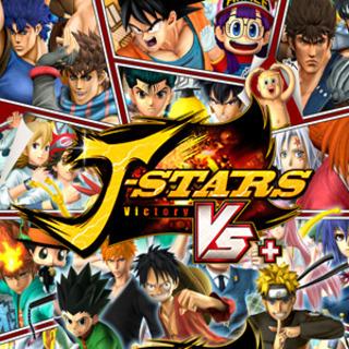 J-Stars Victory Vs... It's really fun. ^-^