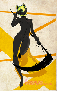 Celty from 《无头骑士异闻录》 hands down ^^