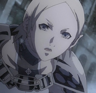 This was really hard for me (≧д≦ヾ) Queenie from Claymore!