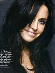 Courteney Cox :)