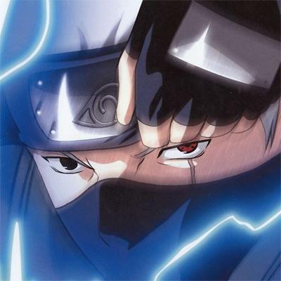 卡卡西 Hatake (Naruto Shippuden)