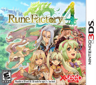 Not sure uf this counts, but I got a game on my 3DS a few years पूर्व for क्रिस्मस called Rune Factory 4. I don't know if it counts, but I am an idiot, soooo. The style us very anime-y, too.