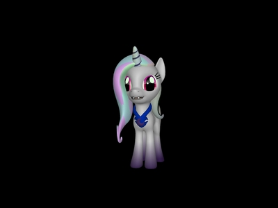 Name: Shadowed Dawn Gender: Female Cutie Mark: Sun With Dark Clouds Over It Hobbies: পাঠ করা Personality: Quiet, a bit shy, smart, loner. Special Fact: On New Moons and Eclipses, her eyes glow and she goes insane and a bit evil. Goes back at Dawn. Picture:
