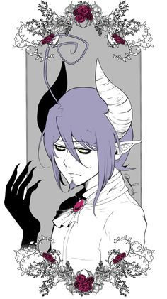 I dunno. I really obsess over Mephisto and love him so much... But then I get depressed because I remember he isn't a real person. :T