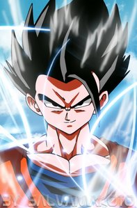 Teen Gohan for sure he acts like he is 20 when he is 11