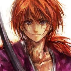 Kenshin Himura.
