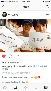 "The confirmed fandom name is ""exo-l"" the exo members even confirmed it themselves 