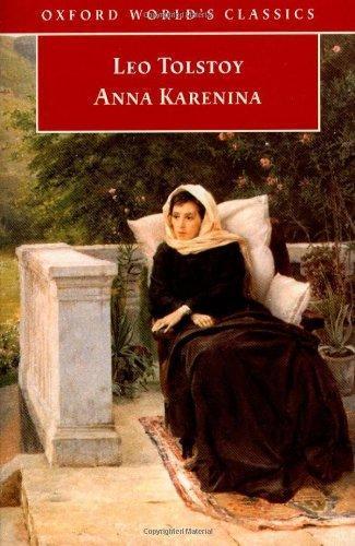 Anna Karenina.I haven't read it full.