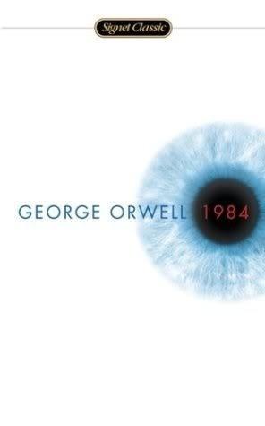 1984 bởi George Orwell.