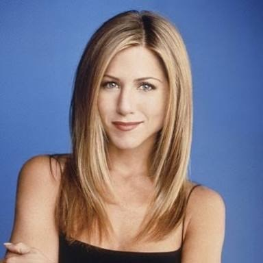 Jennifer aniston!!! Shez sooo pretty!!! An also all types of dresses and hairstyles suits her :D