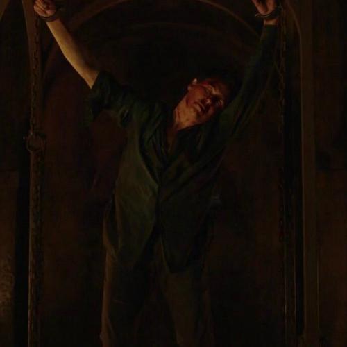 John as Malcolm Merlyn