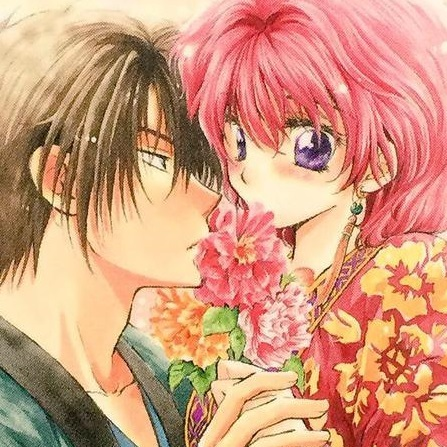 Yona and Hak from Yona of Dawn~ anda can even do watercolor for this pic~