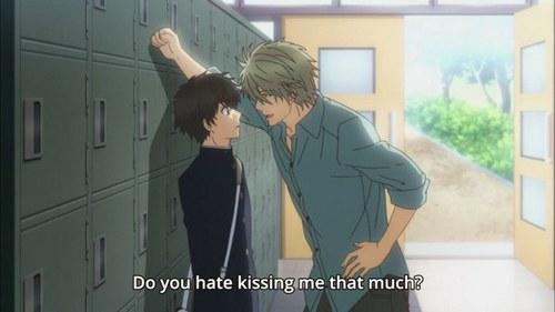 Yes,I have;3 Ren x Haru.Super lovers.