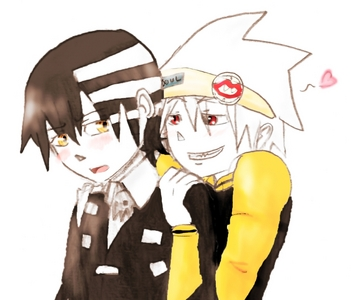 Hm~ Let's see... There's these: Soul x Kid (from Soul Eater. It's my all-time preferito ship. I feel like they go so perfect together.) Amaimon x Sheimi (From Blue Exorcist. She loves the earth, and he IS the earth...you get the point) Maka x Black stella, star (From Soul Eater. This is constantly actually being hinted at throughout the manga and even a little in the anime. It's cute. c:) Those are probably the ships I support most. :3