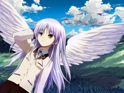 Kanade Tachibana from Angel Beats <3