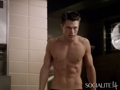 Colton in Teen Wolf.