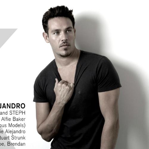 Kevin Alejandro.