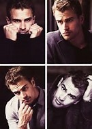 Theo is f---ing gorgeous