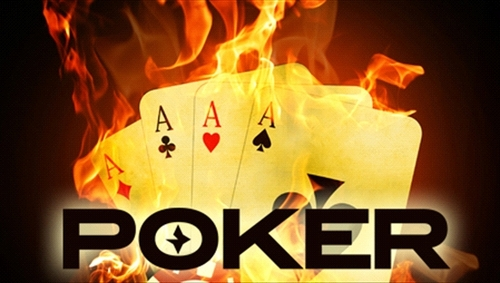 Luv playing poker all the time eh!
