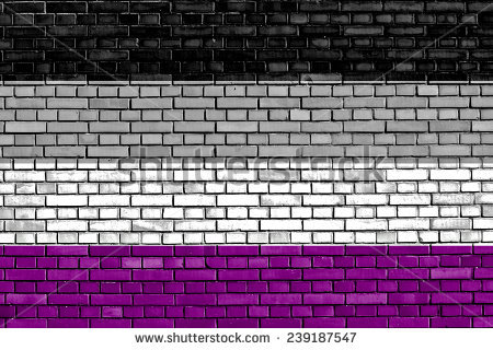 Asexual flag. Because why not? People here don't seem to whine about your sexuality, so.... Yeah.