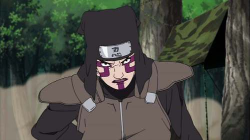 Any male from Naruto, but my most favorito! is Kankuro!