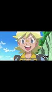 My fav is Clement from Pokemon xy series