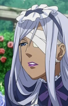 I'm surprised nobody has said Hannah Anafeloz from Black Butler-