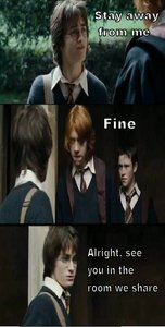 Harry Potter and Titanic.