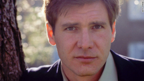 Harrison Ford is definitely 10 years older than me (if not more)