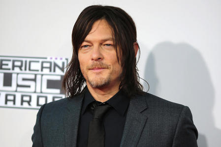 Norman Reedus, he's like 14 또는 so years older than me