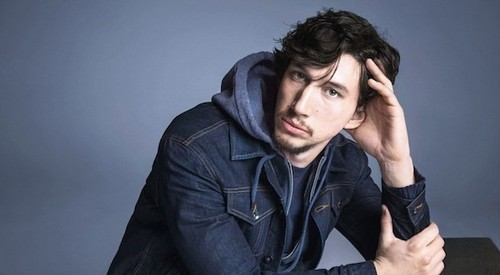 Adam Driver,from étoile, star Wars The Force Awakens